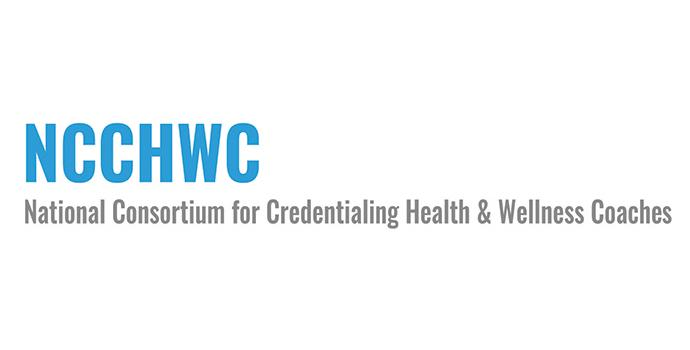 NCCHWC logo, blue on white background