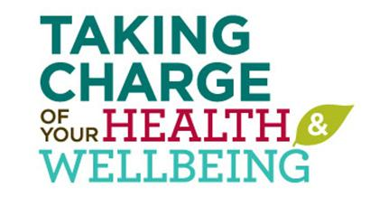 Tacking Charge of Your Health and Wellbeing Logo