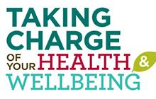 Taking Charge of Your Health & Wellbeing logo