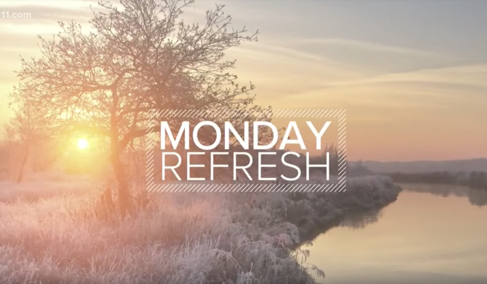 monday refresh graphic
